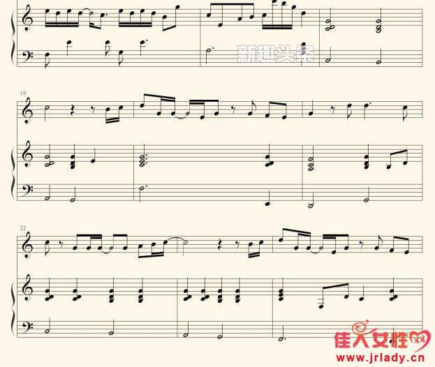 片寄凉太空钢琴曲 片寄凉太空钢琴简谱