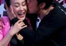尖叫!马景涛强吻刘嘉玲狂热十足 主持人吓傻:马哥平静一下