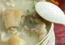 下奶猪蹄汤的做法 产后吃什么能下奶