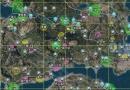 绝地求生全军出击地图资源分布详解