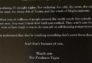 《权游8》拍战争戏 助理导演发文感谢