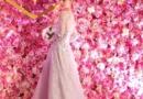 郭富城婚礼照曝光 方媛身穿薄纱礼服精致得宛如芭比娃娃一般