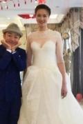 最萌身高差!王祖蓝祝福惠若琪新婚:不在意身高的婚姻都幸福