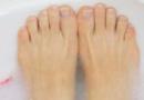 泡脚时出汗多预示着健康问题 你知道吗