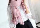 修饰美妞服饰搭配围巾的各种围法