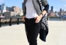 秋季女装新款毛衣外套中长款 开衫毛衣外套搭配图片