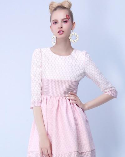 时尚公主裙