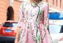历史上最美的时尚公主裙抵挡秋季微凉的风