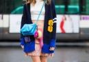 女士长款针织衫外套开衫女2015秋季女装新款图片
