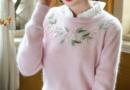 百变百搭又舒适的女款针织衫上衣图