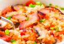 腊肉糯米饭怎么做好吃  腊肉饭的做法电饭煲做