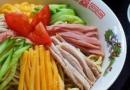 韩国冷面的做法大全及冷面汤的正宗调配法