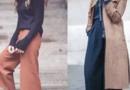 阔腿裤搭配运动鞋 不同风格混搭才最时髦