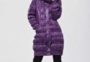 冻美人冬日必备羽绒服保暖潮搭养眼