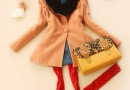 外套+紧体裤显瘦搭 打造精致小女人