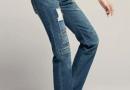 经典牛仔裤亮相 修腿型狂显瘦