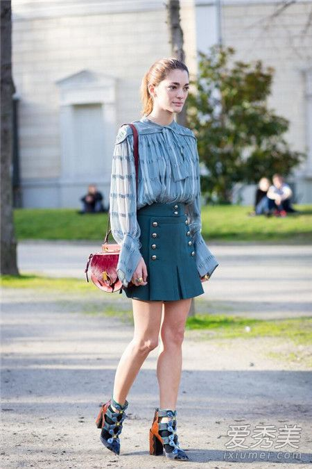 腰粗穿什么裙子好看 腰粗穿什么款式的裙子