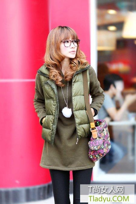 日系毛呢外套让你成为最in的潮人
