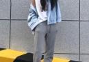 怎么穿衣服简单又有气质 从韩国小姐姐的街拍里找答案