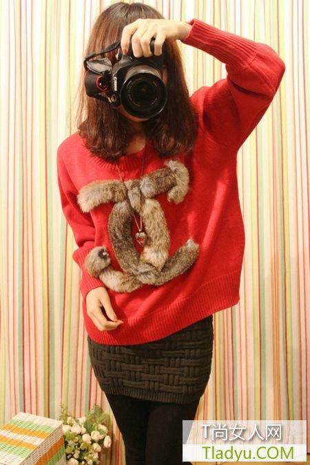 小午标志纯兔毛制作 总能让人大爱一款