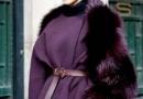 潮人示范紫色配什么颜色好看 紫色上衣搭配图片