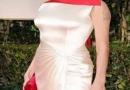 看看百战百胜的红毯女王们高开衩的长礼服
