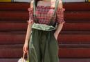 夏季流行什么好看服饰?背带裤的经典你知道么