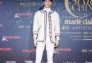 吴磊一身全白造型 演绎出纯净的少年感