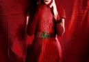 李宇春红黑色时尚大片出炉 尽显女神气场