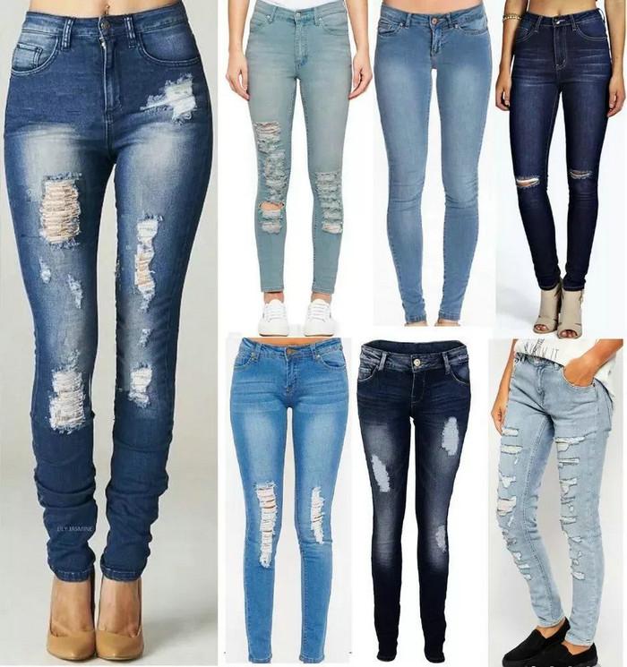 同穿破洞牛仔裤 为何明星们是时髦你却是贫穷?