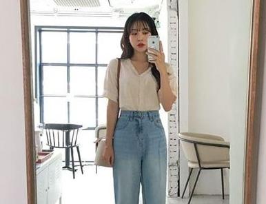 夏季穿什么裤子好看?微胖妹子就选这几款