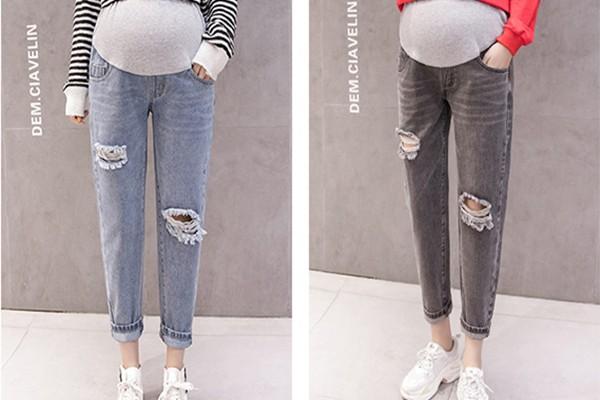 春秋孕妇裤有哪些款式 春秋孕妇裤图片大全