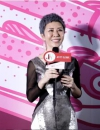 CB创始人楚弘在中国国际时装周答记者问